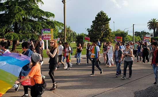 Cine, muestras y marcha por el Orgullo LGBTT