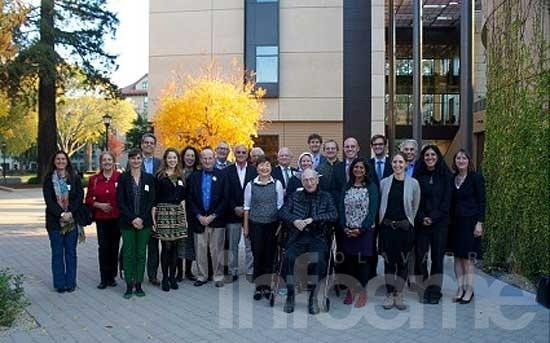 Docente de la Facultad de Ciencias Sociales dio una conferencia sobre patrimonio en Estados Unidos