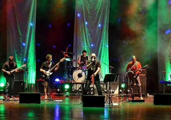 Kondenados dio un gran show en el Teatro