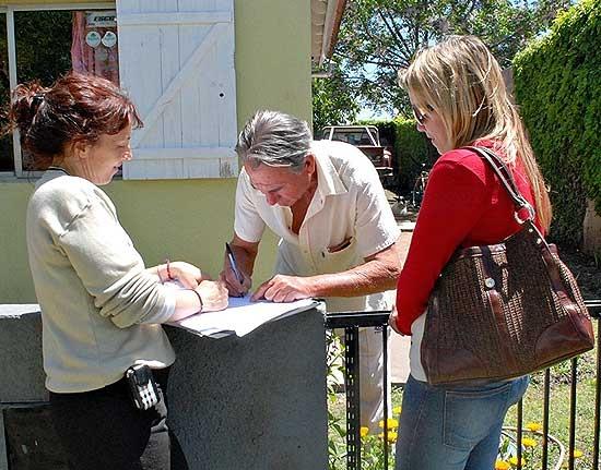 El Instituto de la Vivienda censará a más de 600 familias