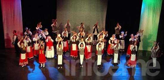 Muestra anual de la Escuela Municipal de Danzas