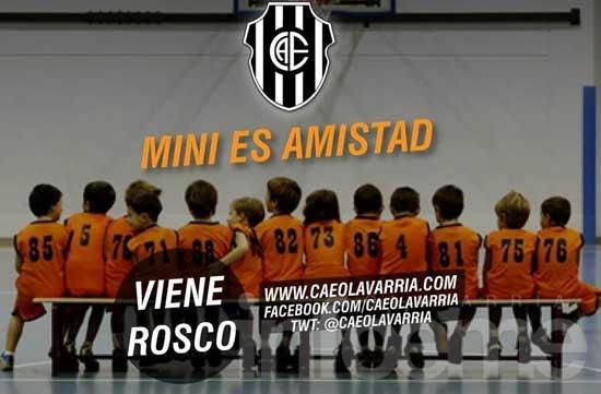 Se viene el Nacional de minibásquetbol en Estudiantes