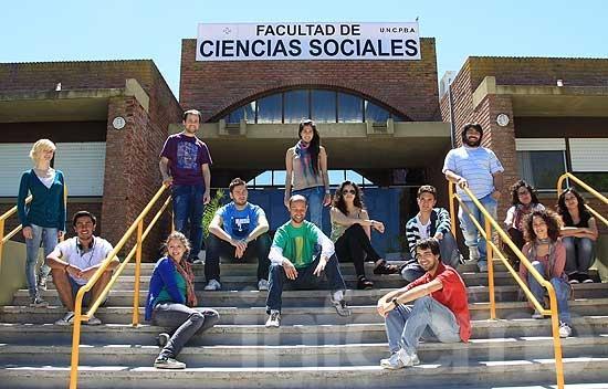 Inscripción abierta en la Facultad de Ciencias Sociales