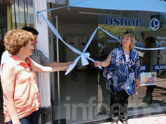 Sadop abrió su Delegación en Olavarría