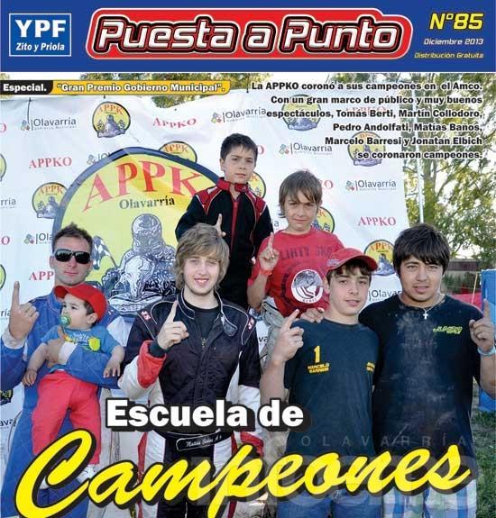 """""""Puesta a punto"""" y una edición especial al karting"""