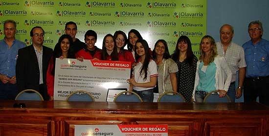 """Más de 1500 jóvenes participaron del Programa """"Quiero ser Seguro"""""""