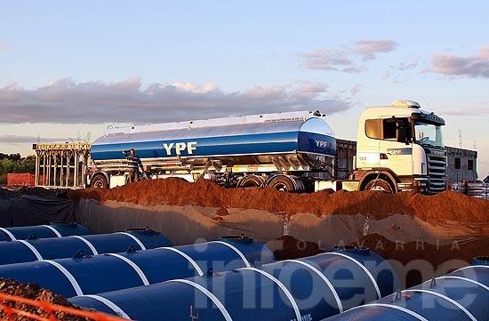 Olavarría tendrá una de las tres YPF que abren en el país