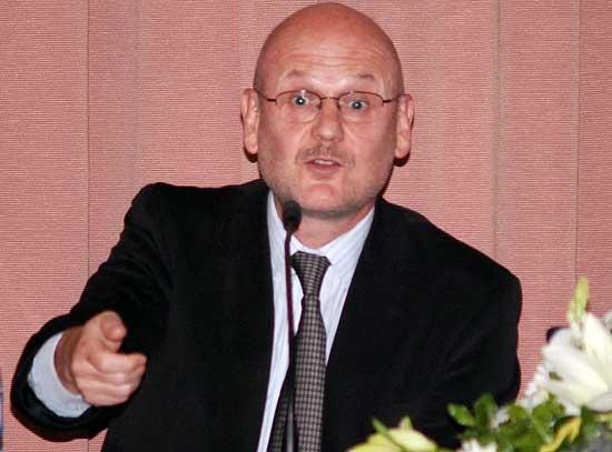 El presidente de la Corte Suprema bonaerense en Olavarría