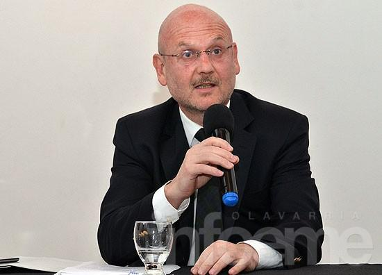 Presidente de la Corte Suprema bonaerense visitó Olavarría
