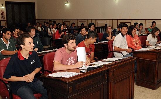Con interesantes debates cerró el Concejo Estudiantil
