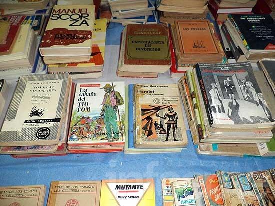 Nueva Feria del Libro Usado