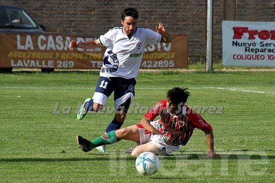 Torneo Federal: Racing empató con Deportivo Sarmiento
