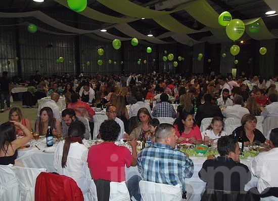 Los municipales celebraron su día con una gran fiesta