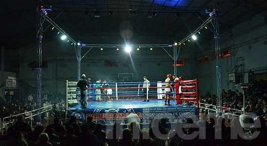 Llega el Kick Boxing al barrio CECO