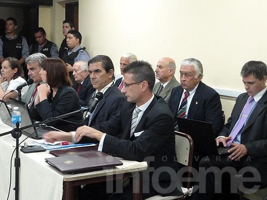 Piden rechazar la ampliación de imputaciones contra militares