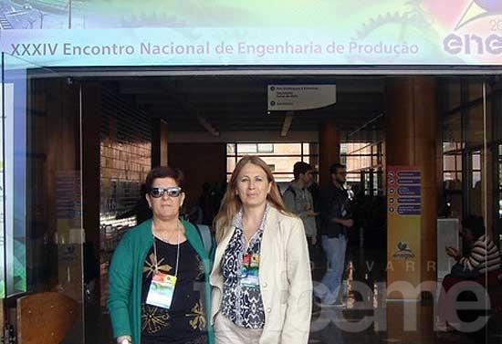 Presentan estudios sobre pymes olavarrienses en Brasil