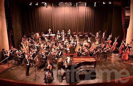 La Sinfónica reunió cerca de $10 mil en otro concierto solidario
