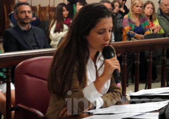 Florencia Juárez oficializó su pase al randazzismo