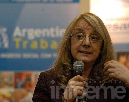 Se suspendió la visita de Alicia Kirchner
