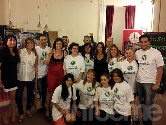 ONG distinguió a Carolina Szelagowski