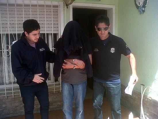 Detienen a un hombre acusado de abusar de su nieta
