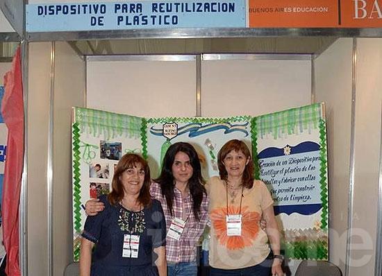 Escuela local recibió distinción en la Feria Nacional de Ciencias
