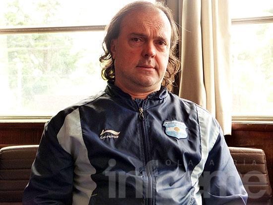 Silvio Gatti se desvinculó del cuerpo técnico de Estudiantes