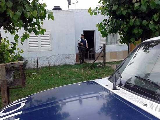Un auto y 20kg de carne secuestrados en un allanamiento