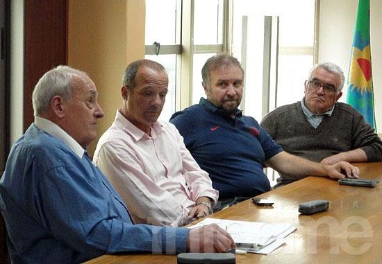 Comerciantes se reunieron con concejales oficialistas