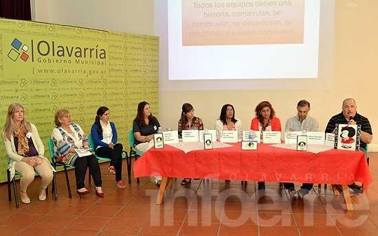 Olavarría fue sede de las Jornadas Regionales de Atención Primaria de la Salud