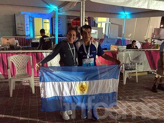 Ricardo Rojas fue el mejor argentino en mundial de Qatar