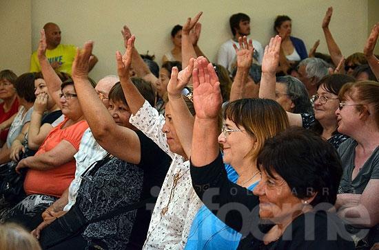 Entregaron más de 250 resoluciones jubilatorias