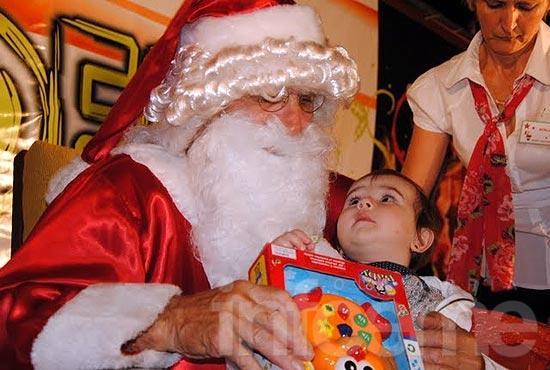 La 25ª Fiesta de Papá Noel declarada de interés provincial