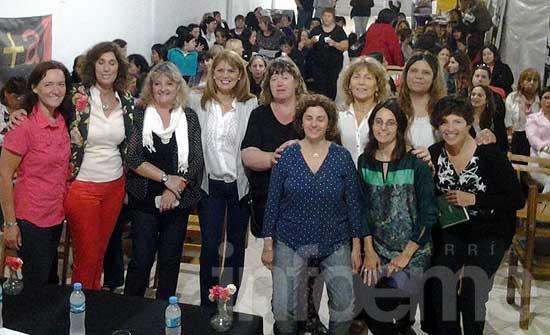 """Se realizó un nuevo encuentro de """"Mujeres en Massa en Tres Arroyos"""
