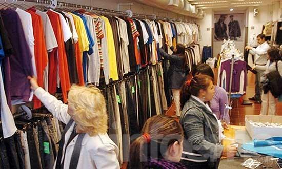 Las ventas minoristas cayeron 5,3 por ciento en octubre