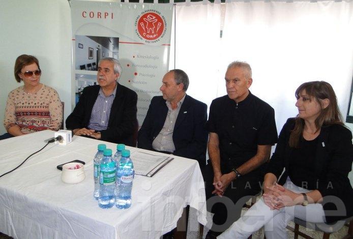 Corpi relanzó su campaña de socios junto a instituciones locales