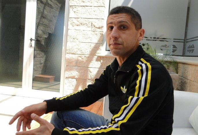 David Guevara, un atleta que dona sus kms por causas nobles