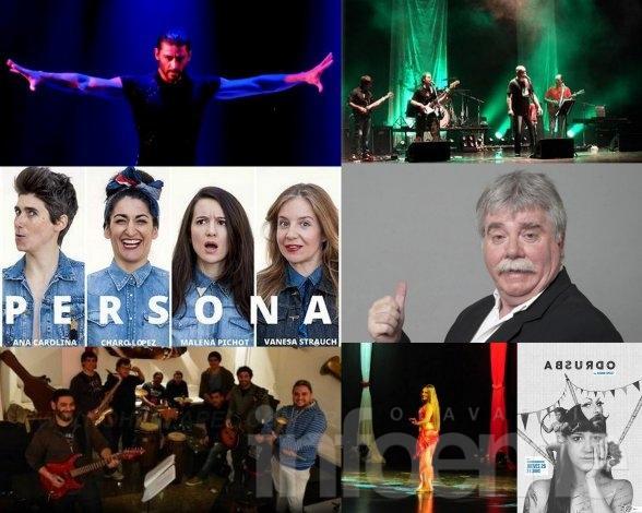 Teatro Municipal: Danza, stand up, música y espectáculos locales para noviembre