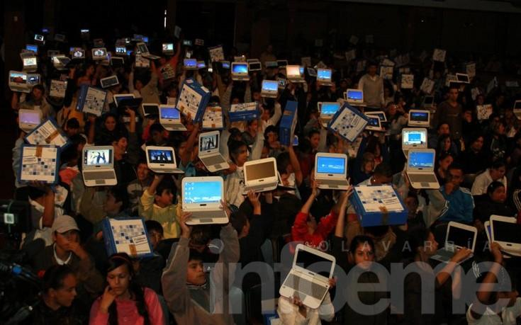 Conectar Igualdad entregó más de 5 millones de netbooks