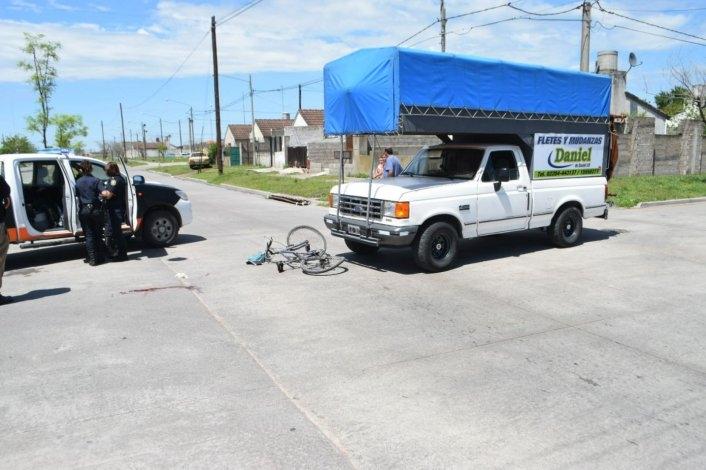 Falleció el ciclista que había sido atropellado el sábado