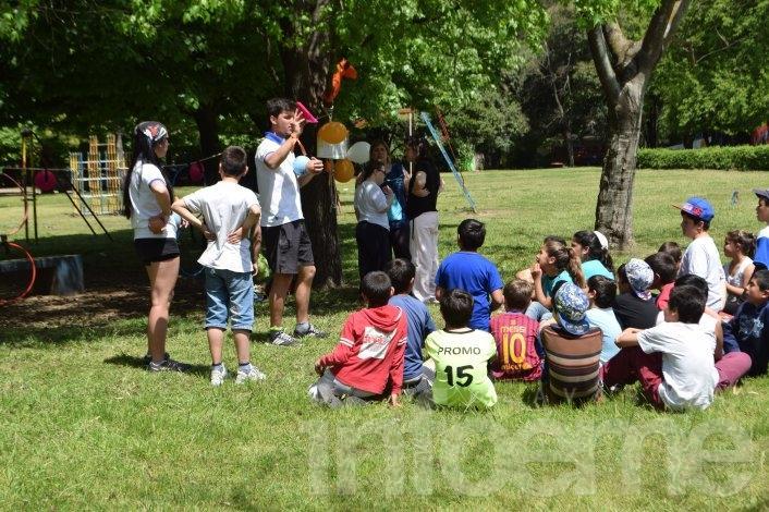 Más de 300 alumnos disfrutaron una jornada especial