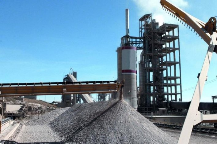 El consumo interno de cemento, con nuevo récord en octubre