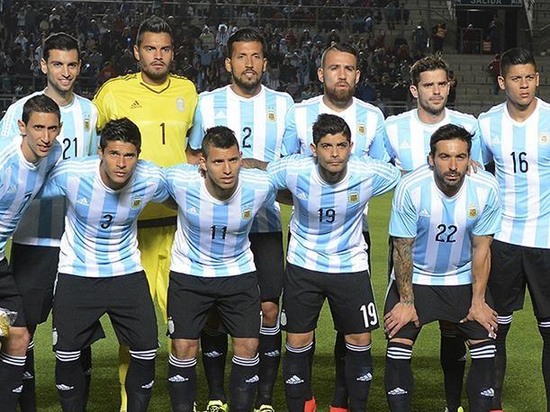 Argentina se cayó de la cima del ranking FIFA