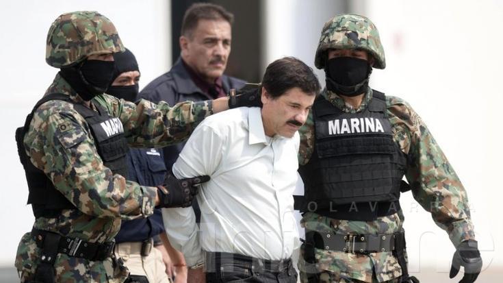 """Creen que el """"Chapo"""" Guzmán está en Argentina"""