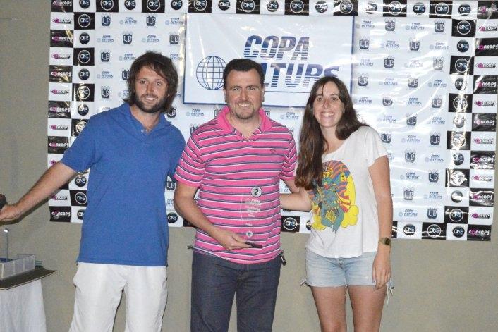 Se entregaron los premios y el viaje de la Copa Olturs