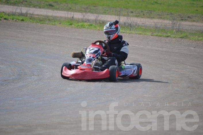 El karting desarrolló la última clasifica del año