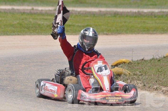 El Karting coronó sus campeones 2015