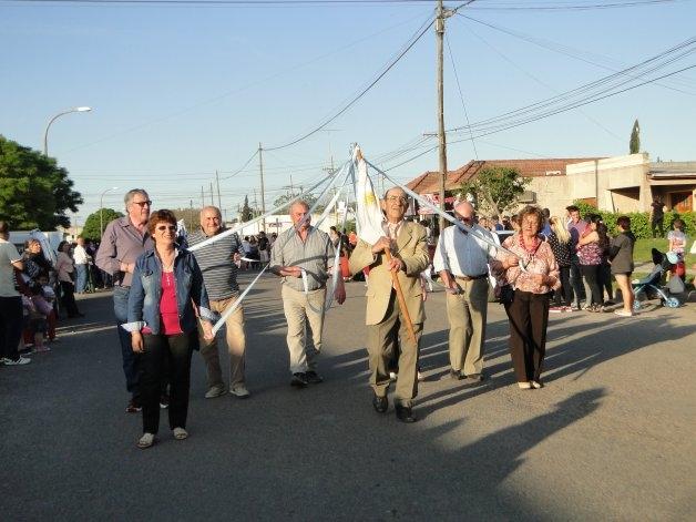 La Villa Alfredo Fortabat celebró su 112º Aniversario