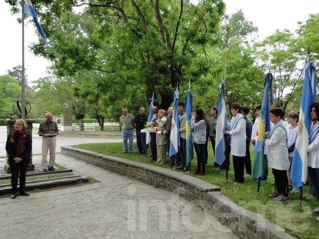 Un acto para nada protocolar: Villa A. Fortabat 112 años