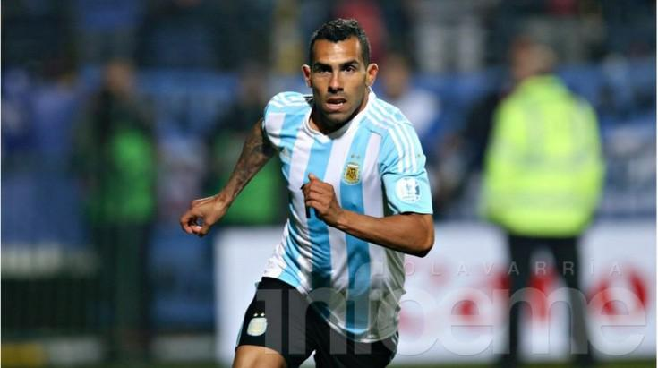 Selección: Tevez fue desafectado de la convocatoria